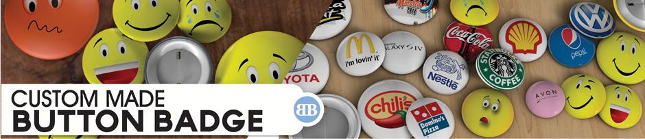 Button Badge supplier malaysia